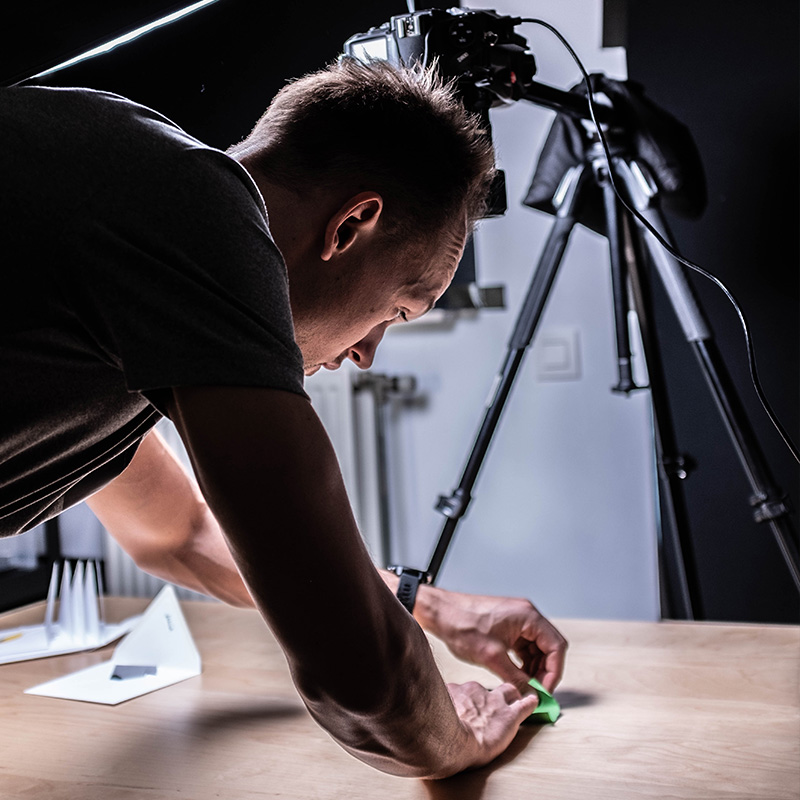 Behind The Scenes stop motion explainer Stad Gent Retroplanning